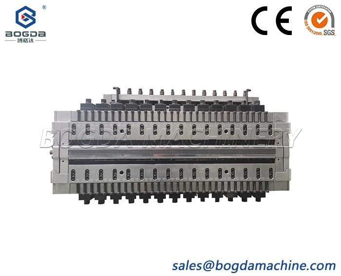 High Precision One Layer T Type PP Hollow Board Extrusion Mould Die For Plastic Extruder Machine
