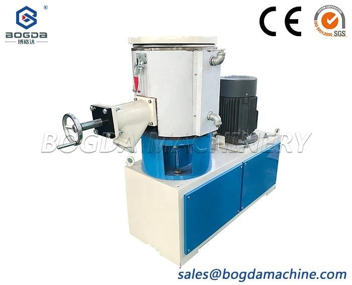 Lab Use SUS304 Stainless Steel 10L Plastic PVC High Speed Mixer