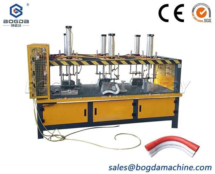 BOGDA Fully Automatic 16-40mm Plastic PVC Tube Bending Machine PVC Pipe Bender Price