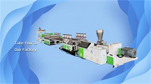 BOGDA is having an Alibaba online show about popular selling pvc board extrusion line