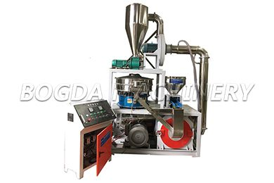 Plastic Pulverizer. Model Mf Series Automatic Milling Machine Include Knife-Type And Disc Type