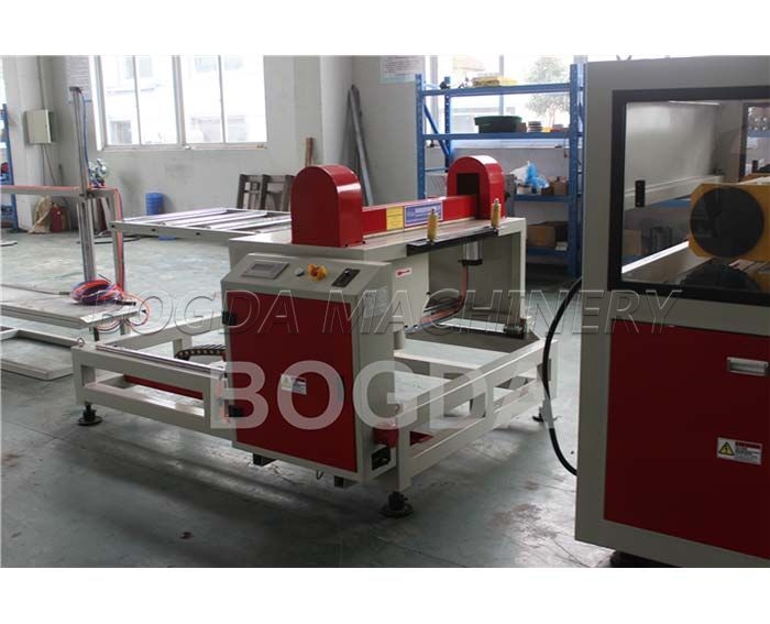 High quality WPC PVC plastic ceiling panel wall panel extrude machine price
