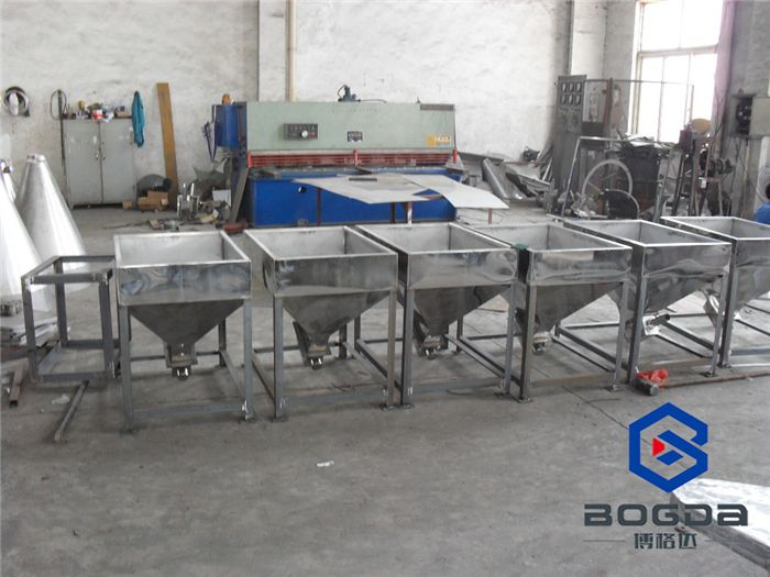 PVC Granules Screw Conveyor Machine With Reduction Box/Screw Feeders