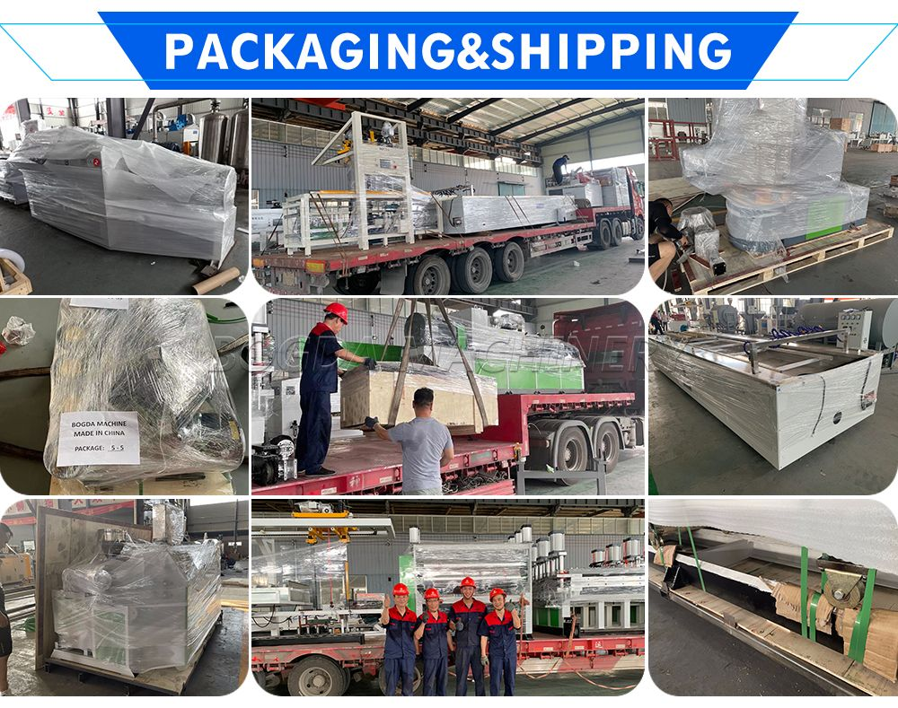 Waterproof Three Layers Co-extrusion WPC PVC Furniture Foam Board Extrusion Line
